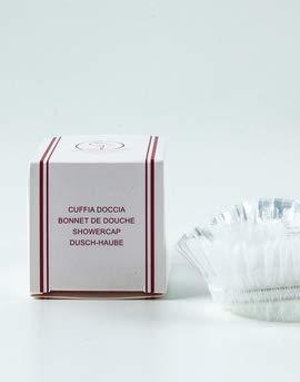Gorro de ducha en estuche de cartón línea Cortesia Dolcos Airone 416 unidades: Amazon.es: Industria, empresas y ciencia