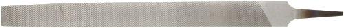 Nicholson Flat Hand File (Boxed), American Pattern, Double Cut, Rectangular, Coarse, 14