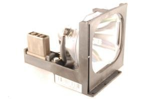 Sanyo POA-LMP27 replacement projector lamp bulb with housing - high quality replacement - Replacement Poa Lmp27