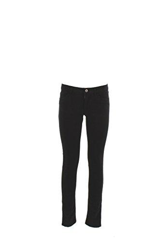 Pantalone Donna Camouflage 29 Nero Demi R Sot Autunno Inverno 2016/17