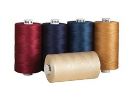 Coats N Clark Thread - Connecting Threads 100% Cotton Thread Sets - 1200 Yard Spools (Old Glory - set of 5)