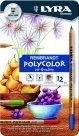 Lyra Rembrandt Non-Toxic Pre-Sharpened Polycolor
