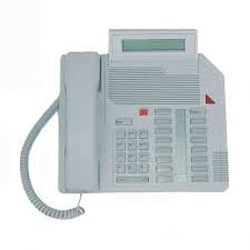 - Nortel Meridian M2616 Display Phone Ash