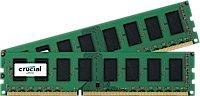 Crucial 8GB Kit (4GBx2) Upgrade for a Dell OptiPlex 390 Mini Tower System (DDR3 PC3-12800, Non-ECC,)
