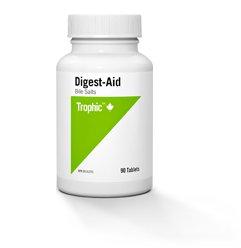 Digest Aid - Digest-Aid Bile Salts (90Tablets) Brand: Trophic