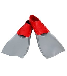 Speedo Trialon Rubber Swim Fins Multi Print 3XS
