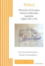 Descargar Libro Memorias De Las Aguas Minero-medicinales Españolas Juan Antonio Méndez Aparicio