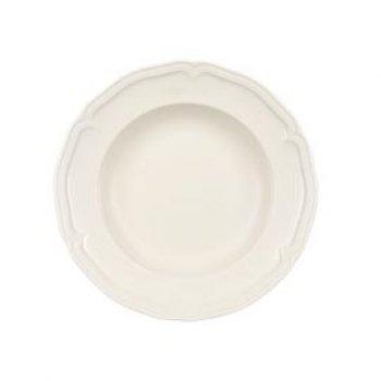 (Villeroy & Boch Manoir Porcelain Soup Bowl)