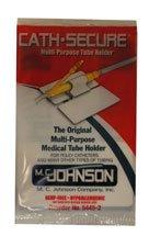 MJ54452EA - Mc Johnson Company CATH-SECURE Multi-Purpose Tube Holder 2-1/2 Tab 3 x 1-3/4 - Holder Cath