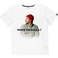t shirt who's the boss