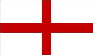 eder products England - St.George Cross - Flag 3ft x 5ft Nylon - Outdoor