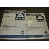 2004 Chevrolet Aveo Service Manual Volume 1 2 3: Complete Shop Repair Set (GM Factory Authentic Technical Service Information) GMP/04-A-1, GMP/04-A-2, GMP/04-A-3
