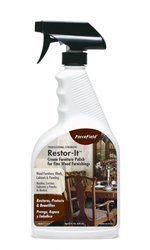 ForceField®Restore-It™ Furniture Polish For Fine Wood