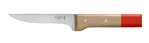 Opinel No 122 Parallele Pop Stainless Steel Meat and Poultry Knife by Opinel