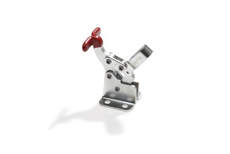 DE STA CO 307-U Toggle Lock Plus Clamp with U-Shaped Bar Flanged Base DE-STA-CO INDUSTRIES