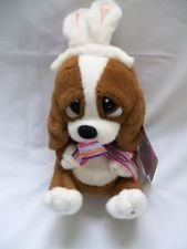 Sad Sam and Honey as Easter Bunny Plush RARE