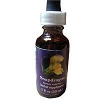 Flower Essence Services Snapdragon Dropper, 1 Oz by Flower Essence Services (Snapdragon Dropper)