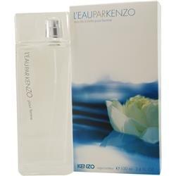 Kenzo Womens Eau De Toilette (L' Eau Par Kenzo Perfume for Women 3.4 oz Eau De Toilette Spray)
