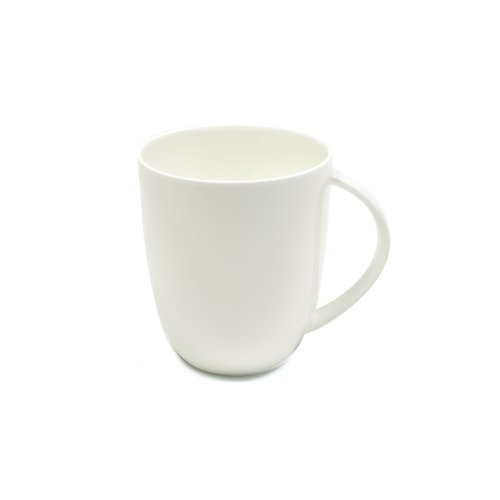 Maxwell and Williams Cashmere Coupe Mug, 14.5-Ounce