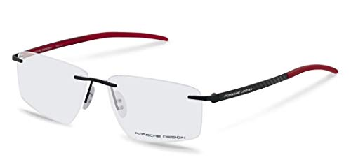Porsche Design P'8341 Black 54/15/140 Men Eyewear Frame (Porsche Design Eyewear)