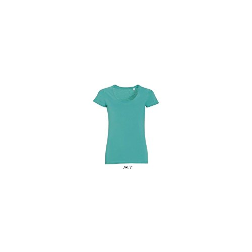 Sol 's – Women' s Camiseta de Must carribean blue