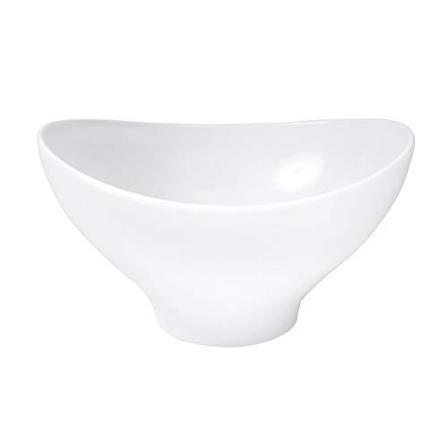 Deep Oval Bowl - Elite Global Solutions M115OV-NW Deep Oval Bowl, 11 1/2