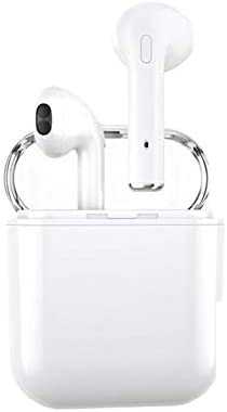 Airpods Wireless Bluetooth Headset For Apple Iphone Ipad Android Phones And Tablets Windows Pc Tablets And Phones With Charging Case Buy Online At Best Price In Uae Amazon Ae