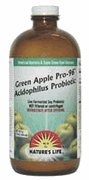 (Nature's Life Acidophilus, Pro-96, Apple Orchard, 16 Ounce)