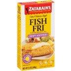 Zatarains Breading Fish Fry Crispy