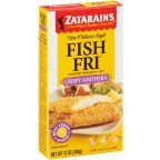 Zatarains Breading Fish Fry Crispy by Zatarain's