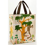 Blue Q Bags - Handy Tote - Monkey Business