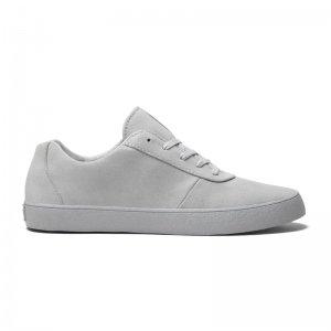Supra SKYTOP III S07044 Unisex - Erwachsene Sportive Sneakers Grau