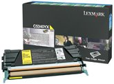 Price comparison product image Lexmark Toner Cartridge, F/C5340, 7000 Pg Yld, Yellow (C5340YX)