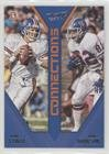 John Elway; Vance Johnson (Football Funny man destined) 2017 Panini Prestige - Connections #3