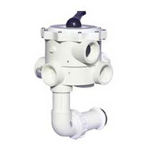 Pentair 261142 2-Inch HiFlow Valve with Plumbing Replacement Pool and Spa D.E. Filter by Pentair