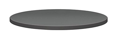 UPC 089192756254, HON Round Table Top, Steel Mesh/Charcoal, 36-Inch