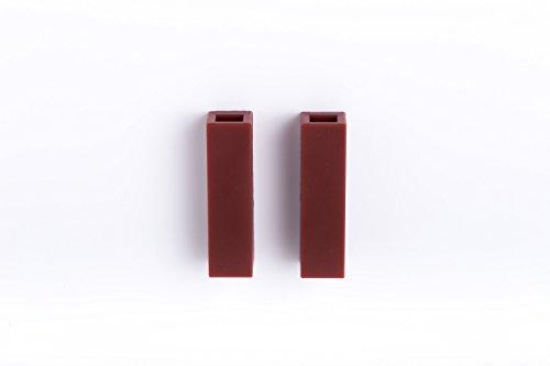 Geelli gls-0s2-c65listà PU Gel 2.5x 2.5H 9cm Turquoise