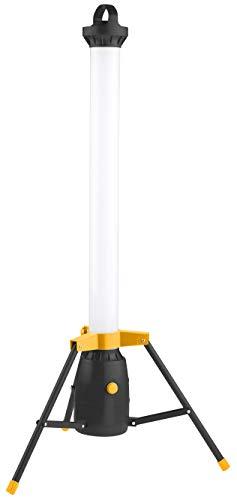 Northpoint LED Turm Baustrahler Arbeitsstrahler 360° 50W 110cm hoch 5000K Lichtfarbe Tageslichtweiß Farbwiedergabewert…