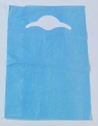 PT# 980966 Bibs Adult Tissue Poly 20''x29'' Blue 500/Ca by, Tidi Products LLC