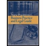 img - for Nurse Practitioner's Business Practice & Legal Guide (3rd, 08) by Buppert, Carolyn [Hardcover (2007)] book / textbook / text book