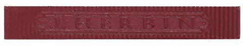 Herbin Supple Wax - 3 3/8 x 3/8 x 3/8 - Burgundy