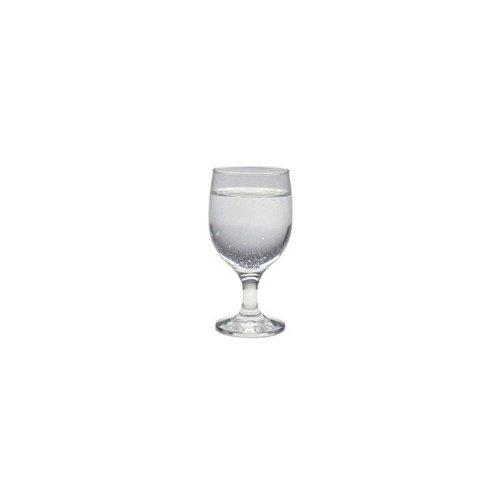 Cardinal 101223 Elemental Capri 11-1/4 Oz. Glass Goblet - 36 / CS (Capri Cardinal)