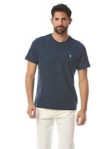 Polo Ralph Lauren  Men's Pony Logo T-Shirt (XX-Large, Blue Eclipse)