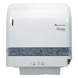 Zoom Supply Cormatic Towel Dispenser Commercial Grade Georgia Pacific Cormatic