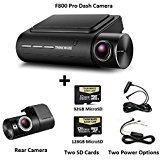 Thinkware F800 Pro Dashcam Bundle 1080P FHD Wifi