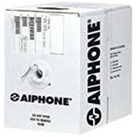 Aiphone 87200250C 20-AWG 2-Conductor Mid Capacitance Solid Non-Shielded Wire, PE Insulation, 500 Feet