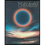 World of Chemistry, Joesten, Melvin D., 003074301X