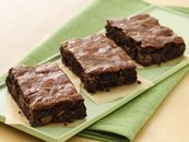 Super Fudgy Double Chocolate 12pack Individually Baked & Wrapped Brownies