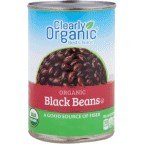 Clearly Organic Clearly Org Black Beans Og 15 Oz