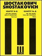 String Quartet No. 6, Op. 101 Parts